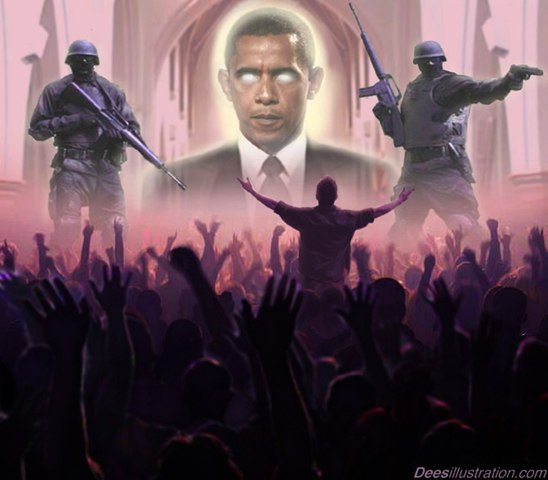 Watching his followers is like a bad Illuminati Movie!