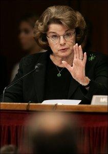 "Senator ""Not in My Back Yard"" Feinstein"