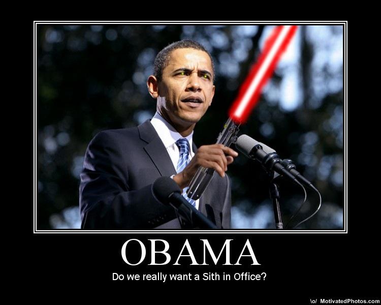 Obama could get emergency control of mah interwebz Obama-sith