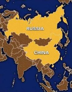 russiachinamap