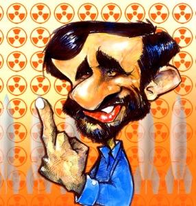 ahmadinejad-giving-finger