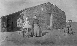 homesteaders