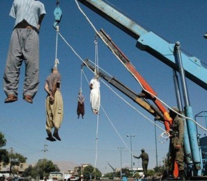 Juvenile Executions in Iran