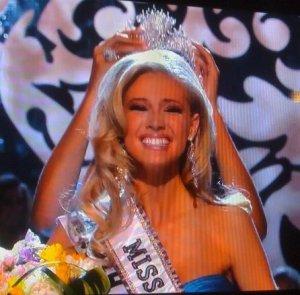 Miss NC Get Crown!
