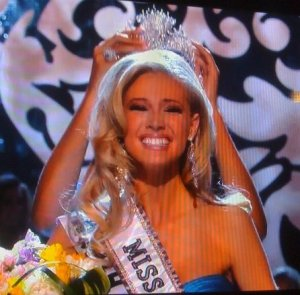 Miss NC Get Crown!