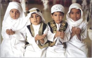 muslim-children