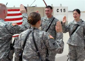 taking-oath-military