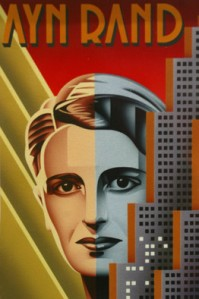 Ayn Rand Stamp Picture
