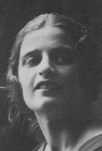 Ayn Rand Young Smiling