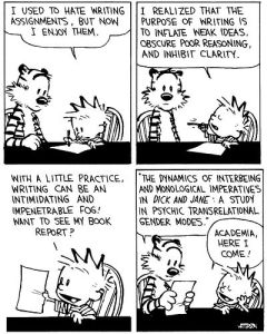 Calvin Academia