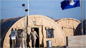 Gitmo Tent