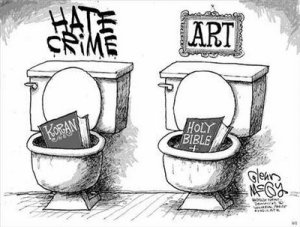 Hate Crime Bible