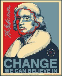 Jefferson Change We Can Believe In