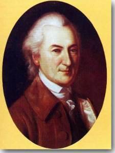 John Dickinson-President of Delaware and Pennsylvania