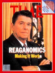 Time Reaganomics