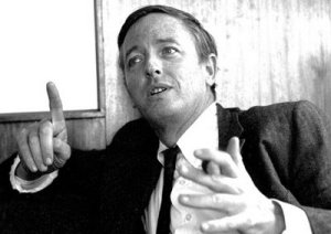 """""""Liberals claim to want to give a hearing to other views, but then are shocked and offended to discover that there are other views."""" William F. Buckley"""
