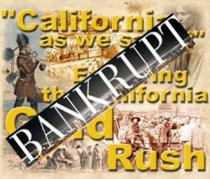 Bankrupt California