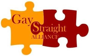 Gay Straight Aliance Logo
