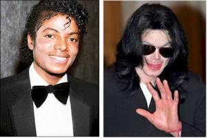 Michael Jackson old and new