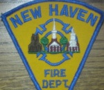 New Haven FD Patch