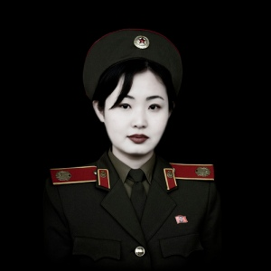 NK Female Soldier