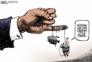 Obama Little Finger