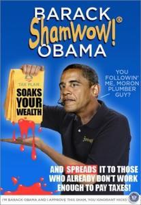 Obama Sham Wow