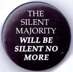 Silent Majority No More