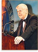 Bruce Wiseman Podium