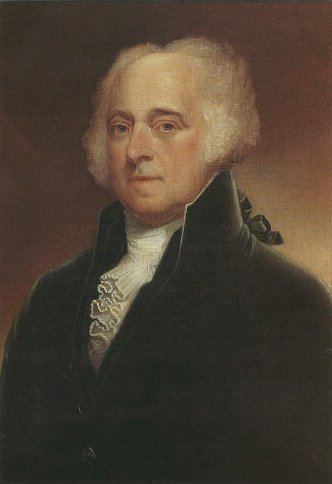 contributions of john adams as the second president of the united states About the signers of the constitution  and president of the united states  during the administration of president john adams there was a threat of war with.