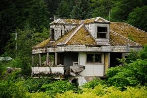 Katchikan Old House