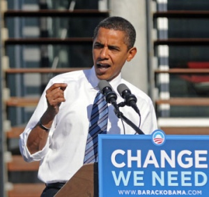 Obama Campaign Change We Need