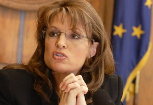 Palin Talking Alaska