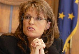 Palin Talking Alaska