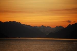 Skagway Sunset