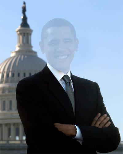 obama transparent