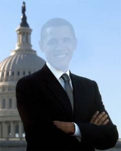 Transparent Obama