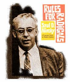Alinsky Rule For Radicals