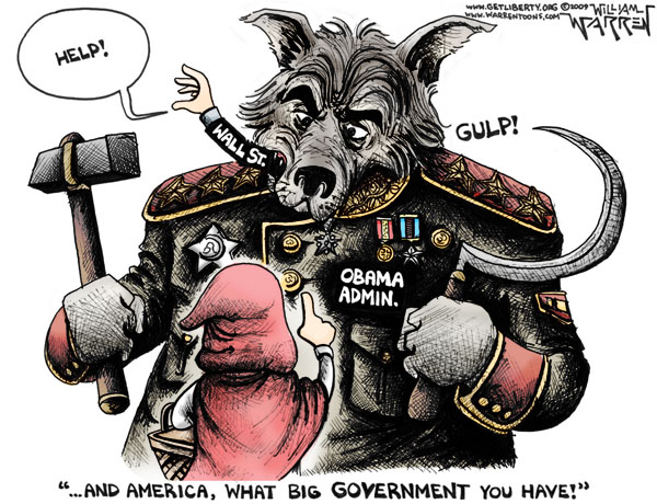 Big Government Wolf