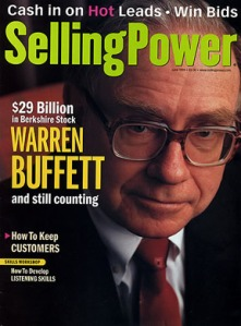 Buffett Selling Power Cover