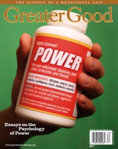 Greater Good Power Cover