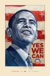 Obama Yes We Can Matte