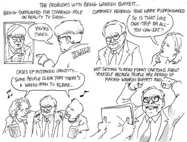 Problems Buffett Cartoon
