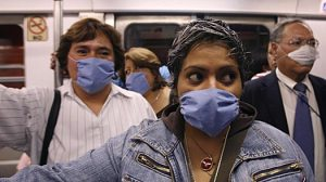 Swine Flu Masks