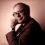 Warren Buffett: the original pimp daddy.
