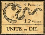 912 Unite or Die Flag