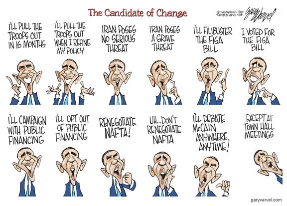 Candidate of Change