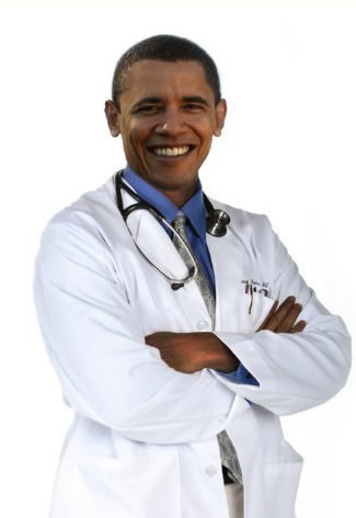 Doctor Obama to the Rescue