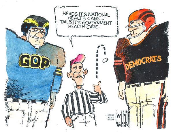 Gov HC vs NAT HC