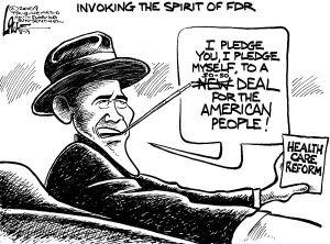 Obama FDR HC